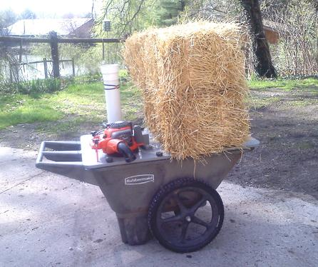 Bean Machine pasture vac